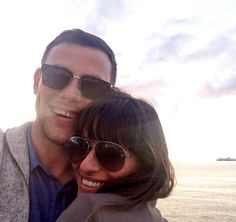 """""""Cory will forever be in my heart."""" #monchele #rememberingcory"""