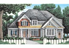 Fortenberry - Home Plans and House Plans by Frank Betz Associates