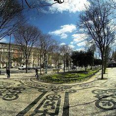 Spring Break! Avenida da Liberdade, Lisboa #Portugal