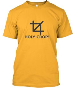 Campaign1-Holy Crop! | Teespring