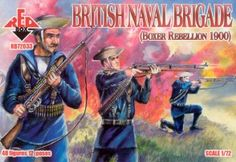 Boxer Rebellion British Naval Brigade