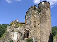 Francia Château de Coupiac