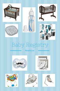Baby Registry, Amazon Baby Registry, Walmart Baby Registry, Target Baby  Registry