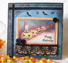 Embellished Dreams: Crafty Secrets Halloween @ Scrapping On The Go!
