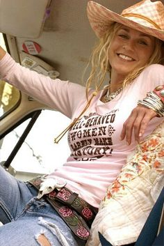...casual southern belle style!
