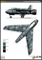 Peter Allen's Luft '46 Aircraft Profile - Ground Attack, Heavy Fighters, Nightfighters