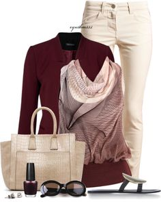 """Spring Plum"" by cynthia335 on Polyvore"