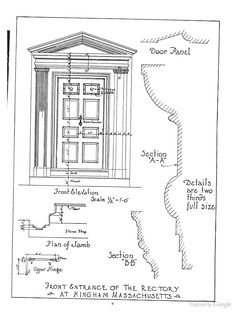 Revival Farmhouse Floor Plans On Beautiful Old Homes Floor Plans