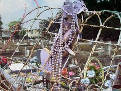 New Orleans' Holt Cemetery by Michal Flisiuk.  Collectible Photographic Images