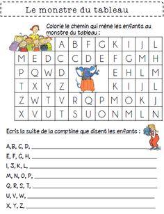 10 Idees De Le Monstre Du Tableau Monstre Tableau Ce1