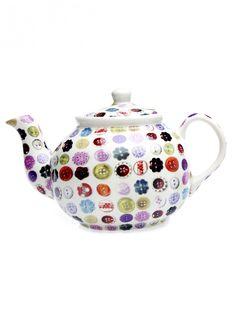 Buttons Teapot