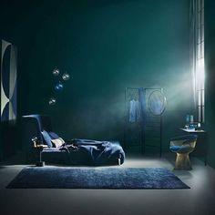 Bedroom Blue - Elle