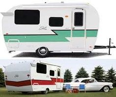 shasta travel trailers
