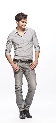 Salsa Jeans Lookbook Spring/Summer 2012