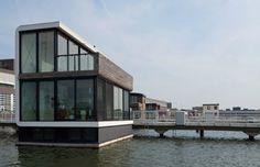 houseboat ijburg netherlands