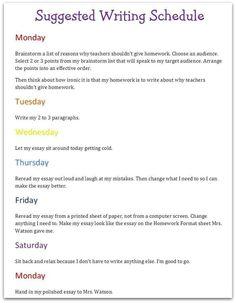 Homeschooling essay