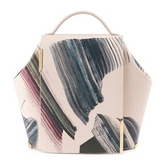 How Math Was Used To Make The PERFECT Handbag #refinery29  http://www.refinery29.com/onesixone-bags-launch#slide-3  OneSixOne Gaia Small Corona, $2,556, available at OneSixOne....