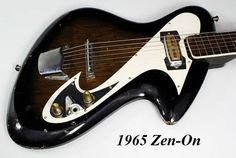 Zen-On Guitar (Japan)