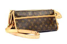 Louis Vuitton Popincourt Long Monogram Women's Crossbody Bag
