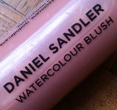 FAB REVIEW by @allthatslap of Daniel Sandler Watercolour Fluid Blush in Passion, many thanks xx