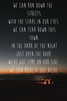 Lets do something new and unpredictable! <3 5SOS lyrics