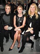 Fashion Week NY: Die neue Herbst-Kollektion von Hugo Boss Womenswear lockt Hollywoods oberste Liga nach New York: Diane Kruger, Reese Wither...