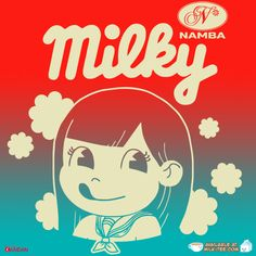 Milky Candy [NMB48 / Candy Brand Inspired] - Release June 15th, 2013 - Known for her creamy texture and Miyuki flavor, no one will turn down a lick! #nmb48 #akb48 #ske48 #hkt48 #miyuki #milky #jpop #idols #idol #watanabe