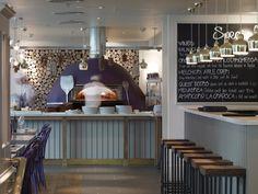zizzi london interior design - Google Search