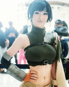 A place to share pictures and videos of girls in cosplay. Cosplay Final Fantasy, Final Fantasy Vii, Video Games Girls, Gaming, Fantasy Films, Girl Gifs, Cultura Pop, Fantasy Girl, Best Cosplay