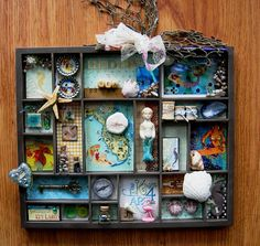 Julie Nutting Designs: Charms and Printer Trays