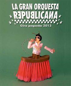 La gran orquesta republicana @ Café Cultural Auriense - Ourense musica concierto concerto
