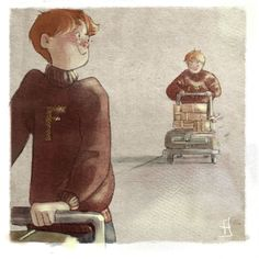 Fred and George ❤️