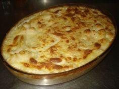 SUFLÊ DE BACALHAU COM LEITE DE COCO, fica com uma cremosidade deliciosa, combina com arroz branco e e uma bela sala  http://cakepot.com.br/sufle-de-bacalhau-com-leite-de-coco/