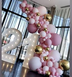 Cheers to 21 years 🥂 Boutique Balloons Store.- Cheers to 21 years 🥂 Boutique Balloons Store. 18th Birthday Party, 21st Birthday Gifts, Birthday Party Themes, Birthday Cheers, Birthday Month, 21 Party, Mint Party, Birthday Balloon Decorations, Birthday Balloons