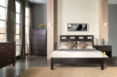If you need to stretch out without pushing your partner out of the way, get a king-size bed with plenty of sleeping and stretching room for two.