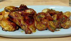 the chew | Recipe  | Carla Hall's BBQ Chicken.  Includes delicious barbecue sauce recipe