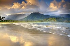 Hanalei Mist - Kauai, Hawaii by Patrick Smith