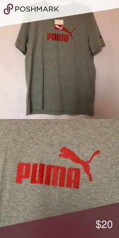 1e2b1a4c461 Puma shirt ✓ New with tag ✓ Excellent condition 😊 Offer and I'