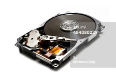 Stock Photo : Hard Disk Drive by Mehmet CAY