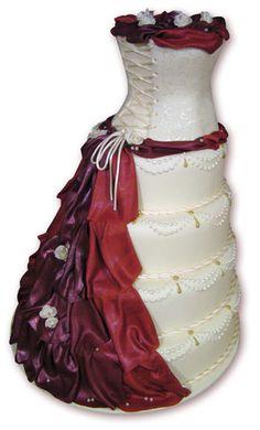 corsett cake..wow!