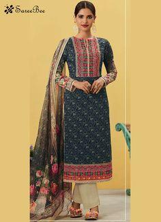 Vibrant Multi Colour Print Work Designer Straight Suit  For More Information WhatsApp 7202080091 Or Visit www.SareeBe.com #red #designer #kurti #fashionista #makeup #UK #outfitoftheday #women-fashion #model #indian #saree #ramadanmubarak #ethnic #picoftheday #cool #summer-style #streetstyle #beauty #styles #rakshabandhan #rakshabandhangift