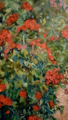 Impressionism by Impressionist FineArtist TuckerDemps.  Original oils on canvas,  16x20.