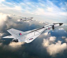 The Avro Arrow Made In Canada