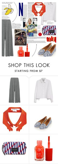 """color"" by mollyrosepaterson ❤ liked on Polyvore featuring 1205, Y's by Yohji Yamamoto, VIVETTA, Topshop, Marc Jacobs, Burton, JFR, StreetStyle, orange and autumn"