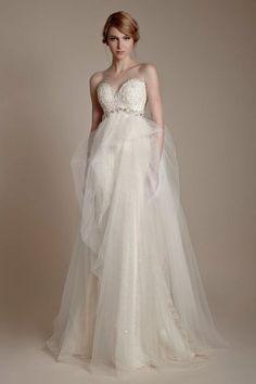 ersa atelier Bridal 2013 Preview: Russian Fairy Tale 宛如童話般的迷人婚紗禮服