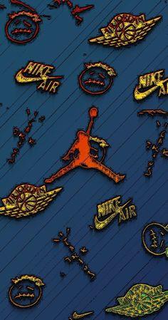 Pin by วรจักษ์ ภูมิราศรี on NIKE G SERIES in 2021 | Nike wallpaper, Cool nike wallpapers, Streetwear wallpaper