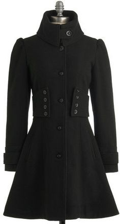 RD INTERNATIONAL The Importance of Being Onyx Coat