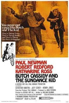"""Butch Cassidy And The Sundance Kid: """"Guns or knives, Butch?"""""""