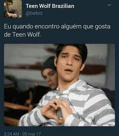 What Ricky would do to tease Mireya about Iain Scott E Stiles, Teen Wolf Scott, Teen Wolf Stiles, Teen Wolf Memes, Teen Wolf Funny, Tenn Wolf, Cenas Teen Wolf, Funny Crush Memes, Wolf Life