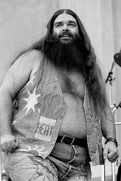 "Canned Heat's legendary front man Bob ""The Bear"" Hite passed away on April 5, 1981. Bob was the lead singer of the blues-rock band, Canned Heat, from 1965 to his death in 1981."